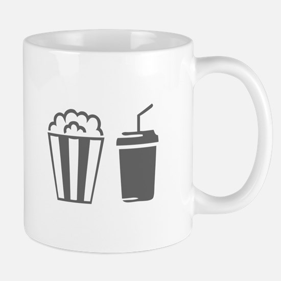 movies film 112-Sev gray Mugs