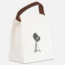 movies film 114-Sev gray Canvas Lunch Bag