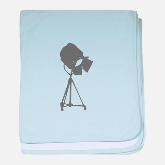movies film 114-Sev gray baby blanket