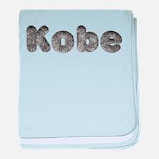 Kobe Wolf baby blanket