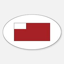 Abu Dhabi, UAE Flag Decal