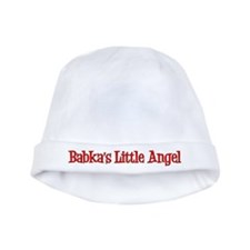 Babka's Little Angel Baby Hat