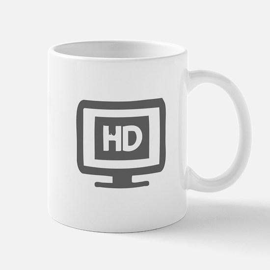 movies film 36-Sev gray Mugs