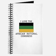i love African National Congress Journal