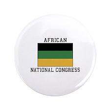 African National Congress Button
