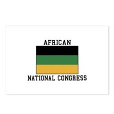African National Congress Postcards (Package of 8)