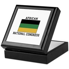 African National Congress Keepsake Box