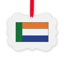 Afrikaner South Africa Ornament
