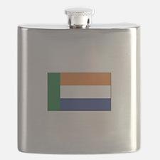 Afrikaner South Africa Flask