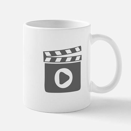 movies film 42-Sev gray Mugs