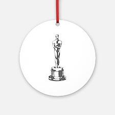 movies film 49-Sev gray Ornament (Round)