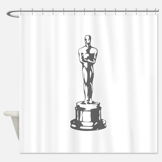 movies film 49-Sev gray Shower Curtain