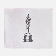 movies film 49-Sev gray Throw Blanket