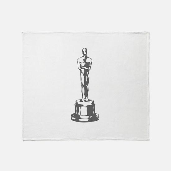 movies film 49-Sev gray Throw Blanket