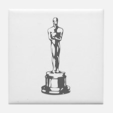 movies film 49-Sev gray Tile Coaster