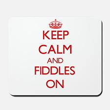 Fiddles Mousepad
