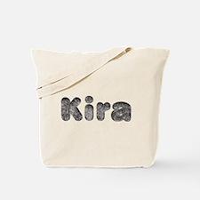 Kira Wolf Tote Bag