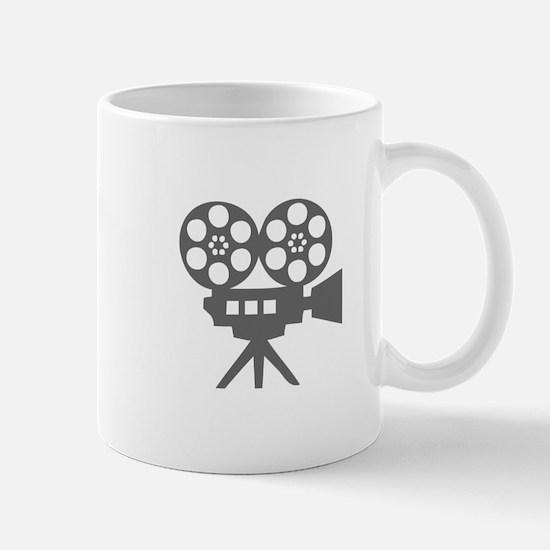 movies film 52-Sev gray Mugs
