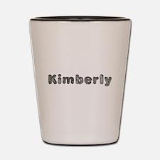 Kimberly Wolf Shot Glass