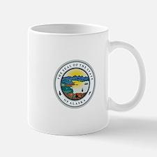 Alaska State Seal Mugs