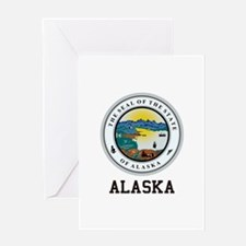 Alaska Greeting Cards