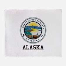 Alaska Throw Blanket