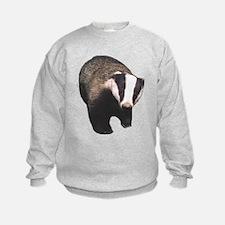 Cute Badger Sweatshirt
