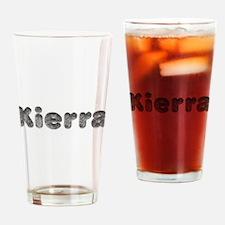 Kierra Wolf Drinking Glass