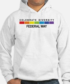 FEDERAL WAY - Celebrate Diver Hoodie