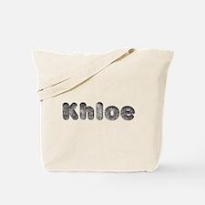 Khloe Wolf Tote Bag