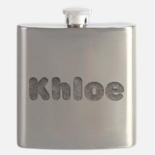 Khloe Wolf Flask