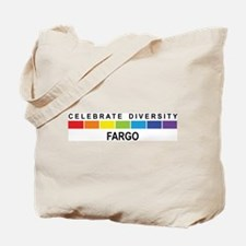 FARGO - Celebrate Diversity Tote Bag