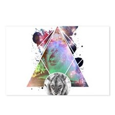 Art Lion Postcards (Package of 8)