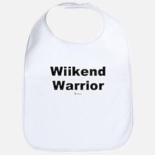 Wiikend Warrior -  Bib