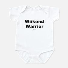 Wiikend Warrior -  Infant Bodysuit