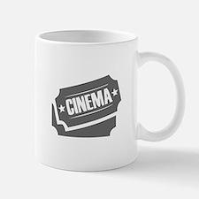 movies film 74-Sev gray Mugs
