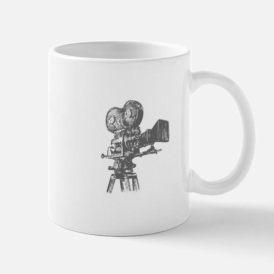 movies film 76-Sev gray Mugs