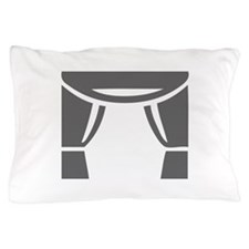 movies film 80-Sev gray Pillow Case