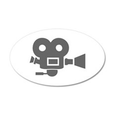 movies film 83-Sev gray Wall Decal