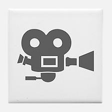 movies film 83-Sev gray Tile Coaster