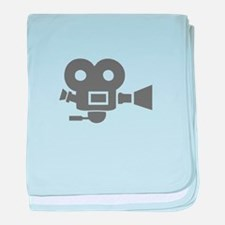 movies film 83-Sev gray baby blanket