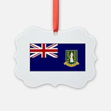 British Virgin Islands Ornament