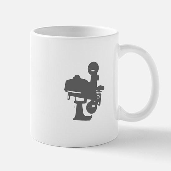 movies film 87-Sev gray Mugs