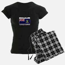I love the British Virgin Islands Pajamas