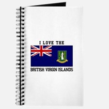 I love the British Virgin Islands Journal