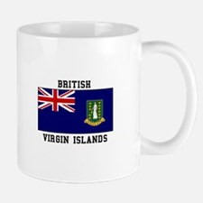 British Virgin Islands Mugs