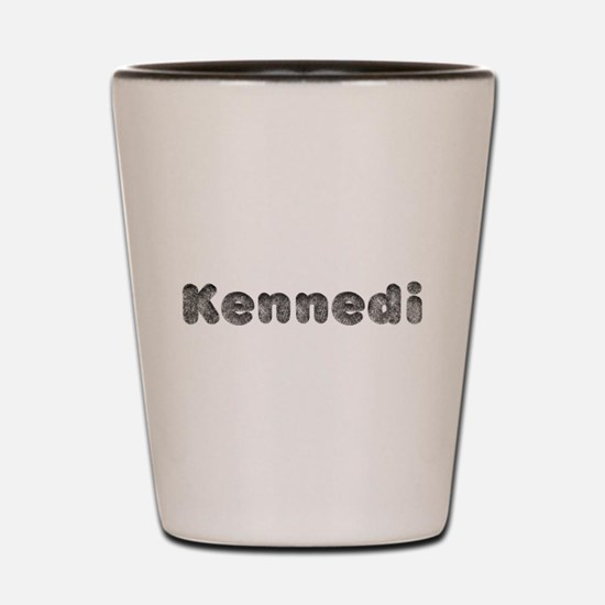 Kennedi Wolf Shot Glass