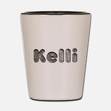 Kelli Wolf Shot Glass
