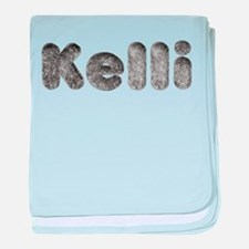 Kelli Wolf baby blanket