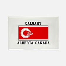Calgary Alberta Canada Magnets